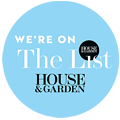 We're on The List - House & Gardens